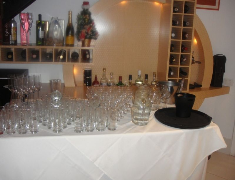 Buffet Corporativo para Eventos