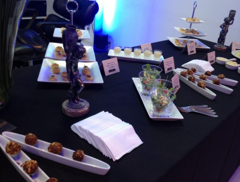 Buffets para Wedding