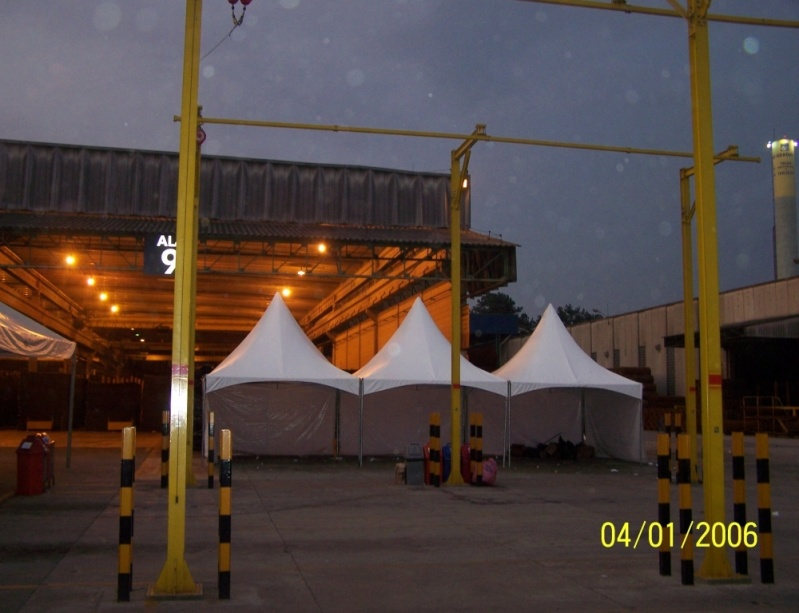 Venda de Tenda Piramide para Eventos