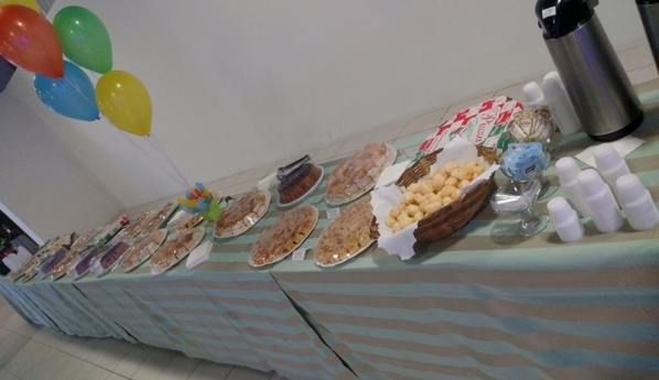 Buffet Almoço Corporativo