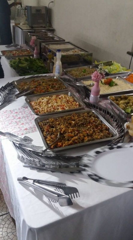 Buffet de Churrasco para Evento Corporativo
