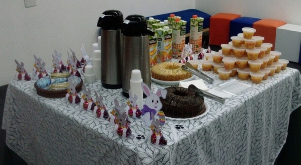 Evento Empresarial Buffet Executivo