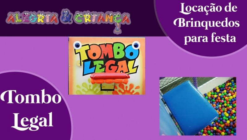 Tombo Legal para Alugar